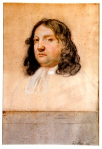 Portrait of William Penn by Francis Place
